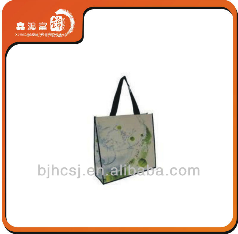 custom printing shopping non woven fabric bag