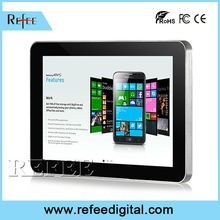 10 inches digital signage product lcd Advertising Player Optional Built-in battery for portable use