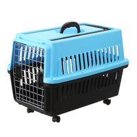 comfortable soft airline approved travel airline waterproof plastic dog house