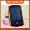 2015 universal power bank solar &mp s6000 solar power bank&solar power bank charger