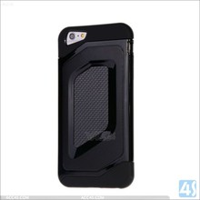factory case for iphone 6, carbon fiber cell phone case carbon fiber cover