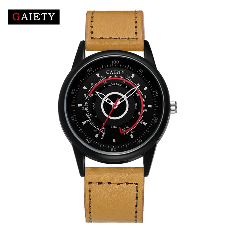 Reloj Hombre 2017 Gaiety Fashion Sport Mens Watches Top Brand Luxury Casual Quartz Watch