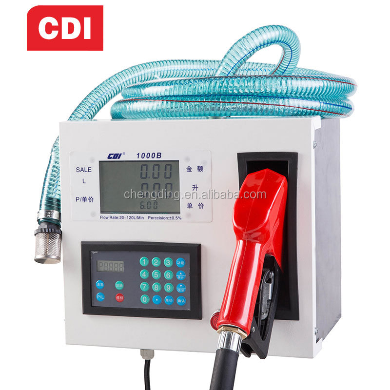 CDI1000B mechanical <strong>Diesel</strong> fuel dispenser (transfering oil)