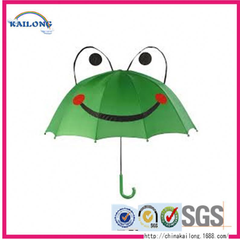 FREE SAMPLE Stick Transparent Kids Umbrella Promotional