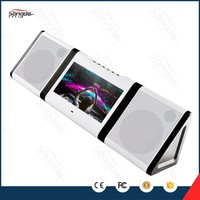 Touch screen portable wifi karaoke with bluetooth function for sale