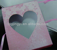 Hot sell garments suit boxes with high quality paper material