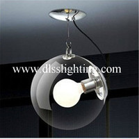 hot! modern glass iron fashionable ceiling lamp design for lighting