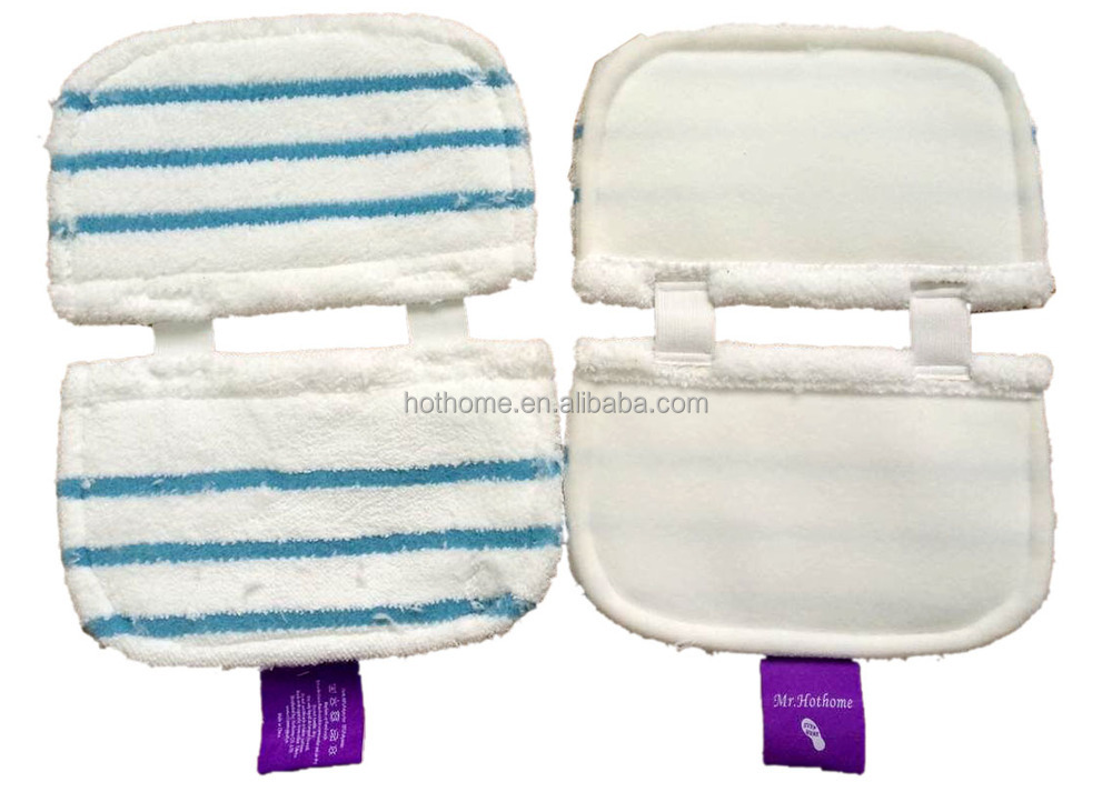 BSCI Factory OEM Cheap Chenille Steam Mop Pad for Replacement