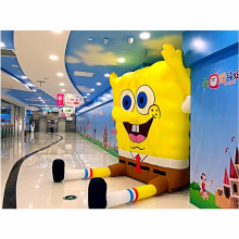 Factory price inflatable mascots for sale