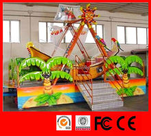 High quality Henan China factory amusement park rides small pirate ships for sale