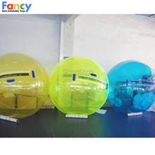 2mdia Bouncing water ball/walk on water plastic ball/inflatable water rolling ball