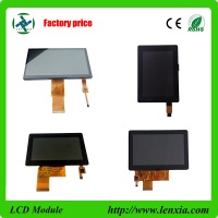 Cheap price 1.4'', 2.0'', 3.5'', 4.3'', 5'', 7'',10.1'' tft display touch screen lcm module