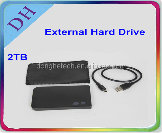 Hdd oem for external cheap portable hard disc 2tb new external hdd