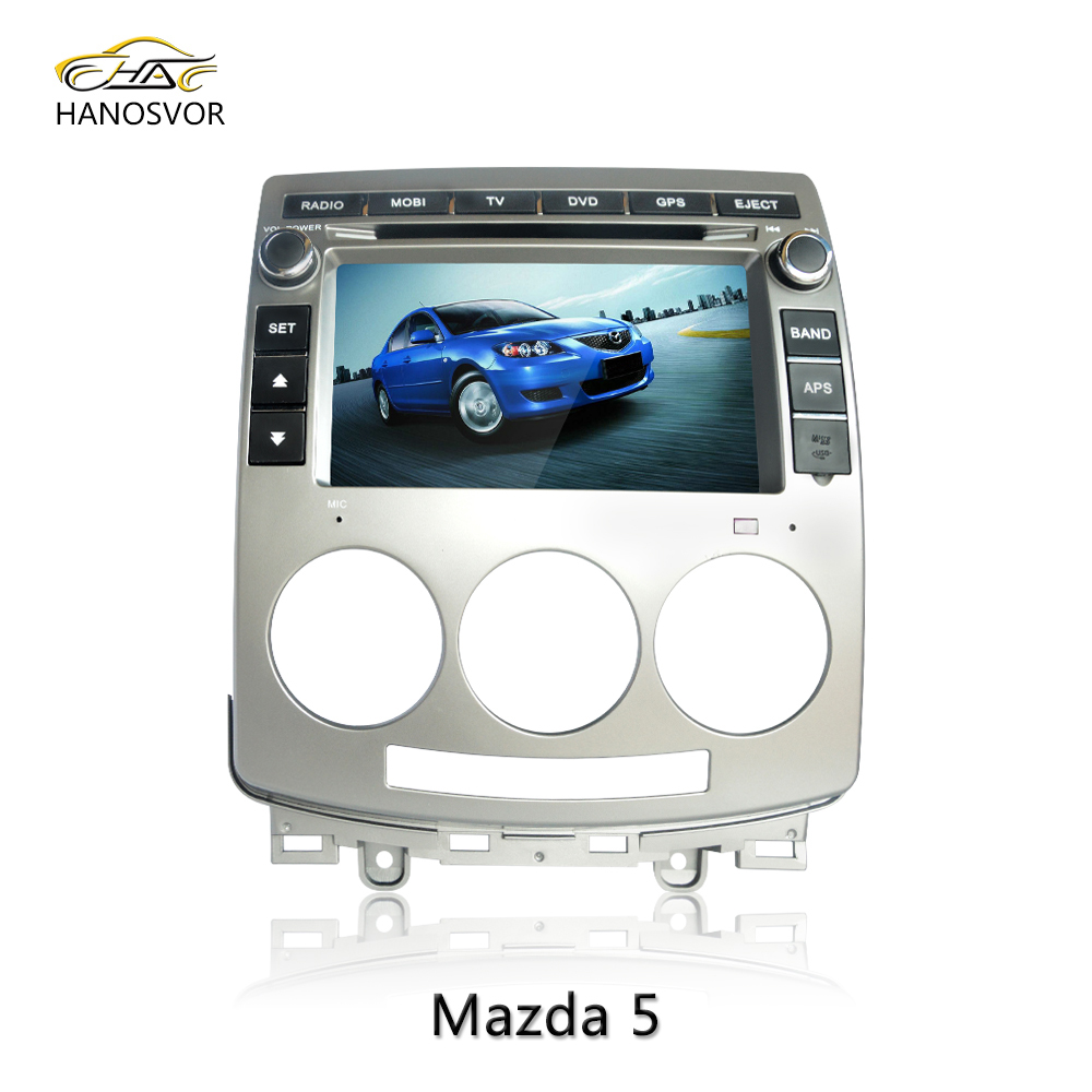 buy dvds from china double din car gps multimedia navigator for mazda 5