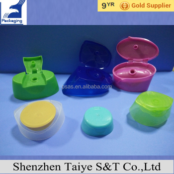 China Plastic Shampoo Cap for Shampoo Bottles Cover