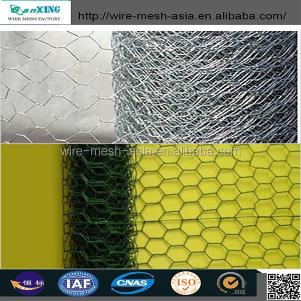 Gabion Temporary fencing&fighting Chicken Nets&Hexagonal Wire Mesh