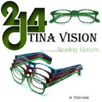 2014 simple fashion reading glasses,reading glasses at alibaba (TD2014006)