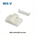 10 pin plastic terminal block medical devices male and female cable connectors 7283-7602