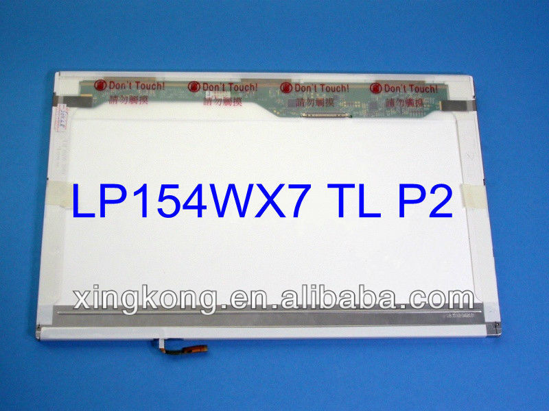 LP154WX7 TLP2 new laptop lcd 15.6 for PANASONIC CF-52 laptop screen