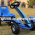 new design Single Seat GoKart Children's dream gifts/go kart