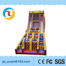 High quality fun city inflatable obstacle climb wall obsstacle course inflatable sports games