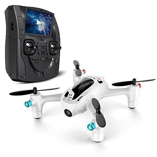 Hubsan X4 H107D+ FPV Mini Drones with Camera HD RC Quadcopter RTF Headless Mode Profession Drone Toys