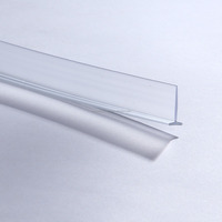 Aluminum alloy doors and windows accessories /soft plastic seal strip,aluminum frame accessory