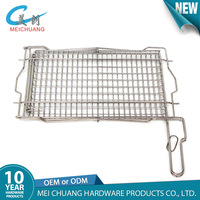 High quality barbecue wire mesh/bbq grill wire mesh/bbq grill grates wire mesh