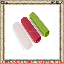 ODM OEM silicone rubber Handle Grips Sleeve for handle
