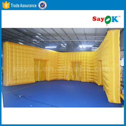 customized inflatable tent manufacturer party tent walls custom