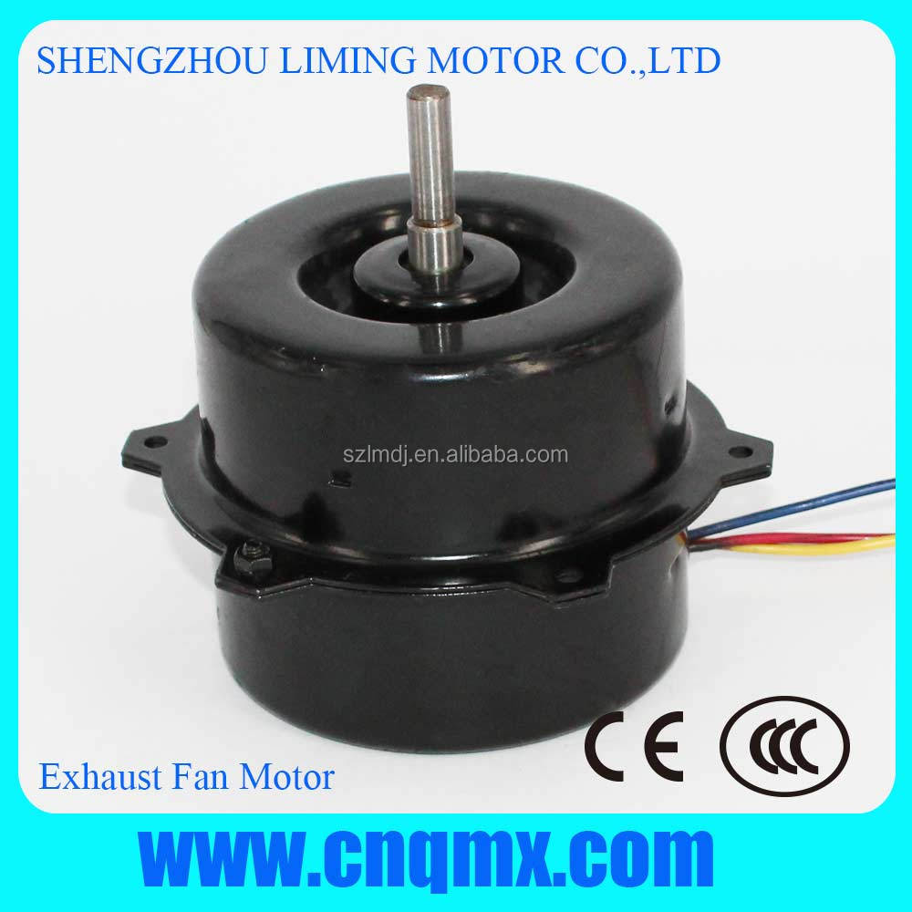 Wholesale China Merchandise bathroom exhaust fan electric ac motor for ventilator exhaust fan motor single phase