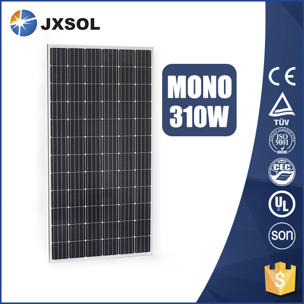 best quality pv modules price 310 watt solar panel