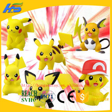 hot new products 2016 Nintendo 3d movie Pikachu action figures