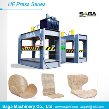 YX150-SA Plywood Chair High Frequency Press Machine