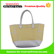 Straw Lady Authentic Designer Handbag Wholesale Made In China