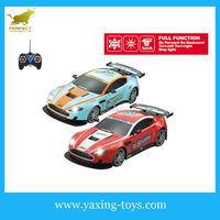 Hot sales 1:12 scale 4 channel electric remote control toy cars for kids YX000131