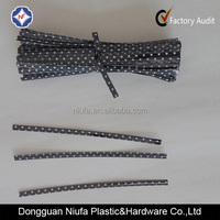 Dongguan manufacturer plastic coated twist tie wire for packaging/decoration