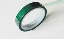 ESD polyester silicone adhesive heat resistant tape