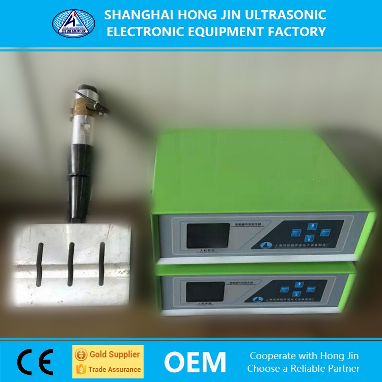 OEM ODM Portable Ultrasonic Plastic Spot Welding Machine