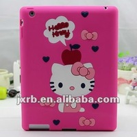 Best selling hello kitty cover case for ipad 2