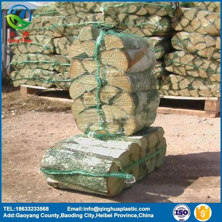 new products firewood mesh bag made in China
