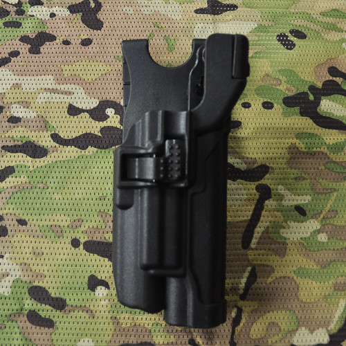 Professional military army pistol 1911 gun paddle & belt holster wholesale