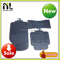 China Manufacturer NEW eco-friendly eva cute pvc floor covering cheap hanger for car mats