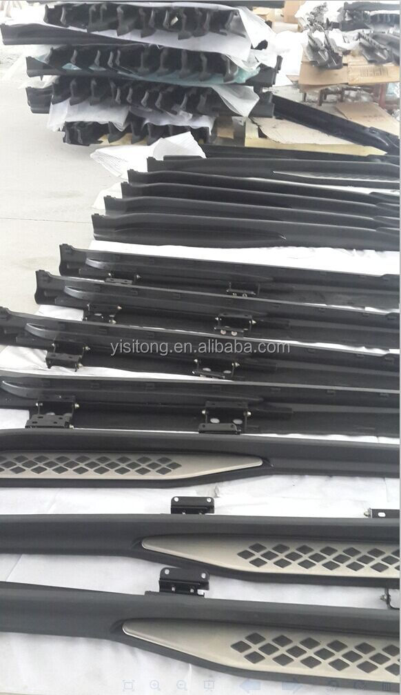 OE style running board used for 2014 Honda VEZEL/XR-V running board