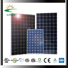 ZJSOLA 350W/300W/250W/200W/150W/100W/50W monocrystalline solar panel good quality new green energy solar cell