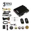 No more car keys- PKE Ignition Button Smart Car Key System