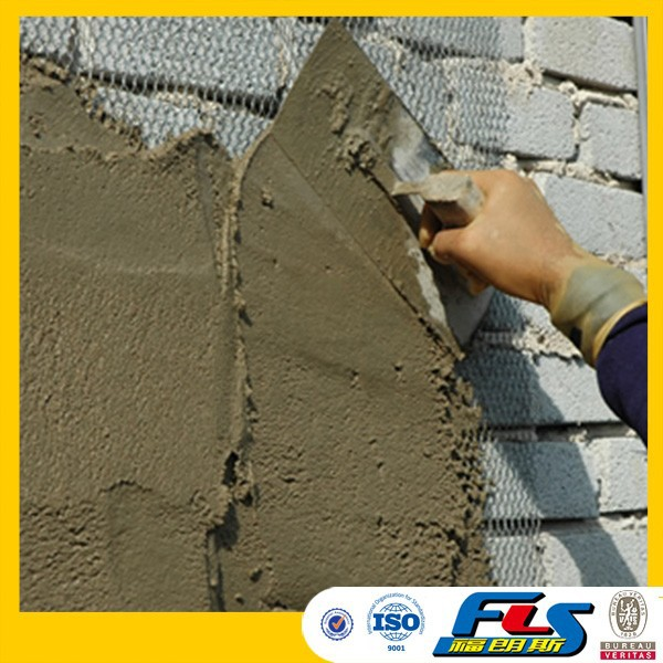 Wall Construction Material Plaster Dimpled Metal Lath