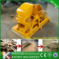 Good price supply the high quality of small wood crusher for tree branch