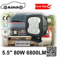 80w High Lumen pick up led work light Made In China