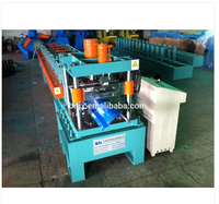 tamping plant crest tile ridge cap roll forming machine